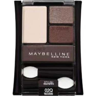 Maybelline New York Eye Shadow Expert Wear Natural Smokes