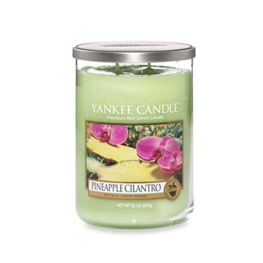Yankee Candle Pineapple Cilantro Candle
