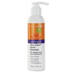 Derma E Very Clear Problem Skin Cleanser
