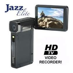 Jazz Hi Definition Video Camera