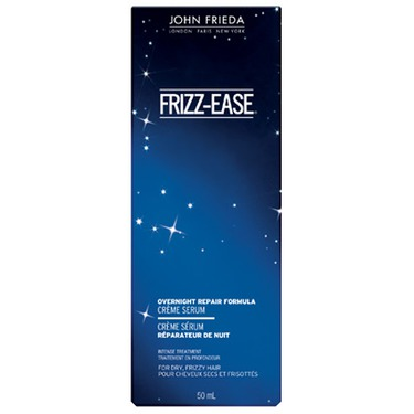 John Frieda Frizz Ease Serum Overnight Repair formula