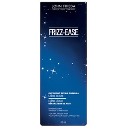John Frieda Frizz Ease Serum Overnight Repair formula