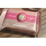 The Body Shop Strawberry Bar Soap