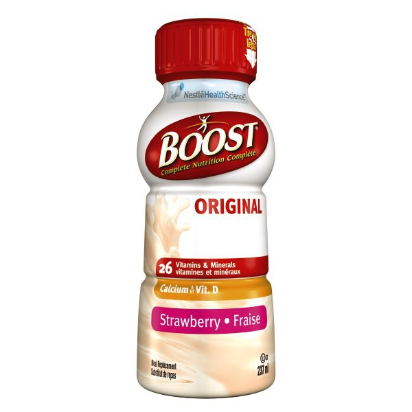 Amazon Com Boost Original Complete Nutritional Drink: BOOST® Original Reviews In Dietary Supplements, Nutrition