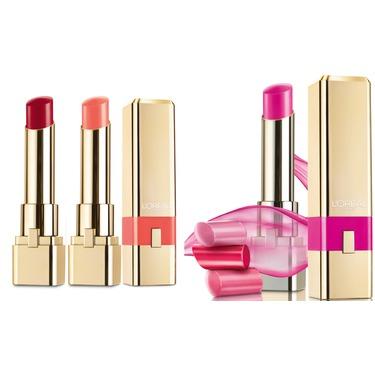 L'Oreal Paris Colour Riche Caresse Lipcolour