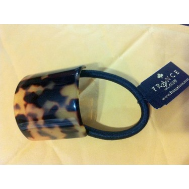 France Luxe Ponytail Holder