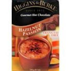 Higgins & Burke Hazelnut Passion Gourmet Hot Chocolate