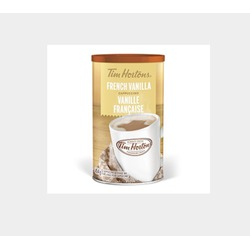 Tim Hortons French Vanilla Cappuccino Mix