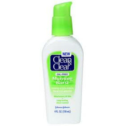 Clean and Clear morning burst shine control moisturizer