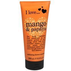 I Love... Mango & Papaya Exfoliating Shower Smoothie