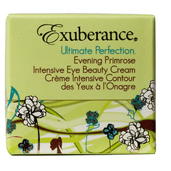 Exuberance Ultimate Perfection Evening Primrose Intensive Eye Beauty Cream