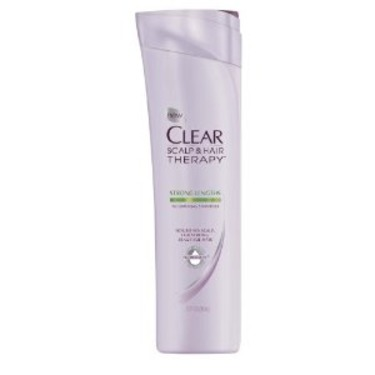 Clear Scalp & Hair Therapy Strong Lengths Nourishing Shampoo