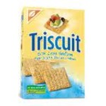 Triscuit Crackers with 61% Less Sodium