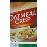 General Mills Oatmeal Crisp Almond Cereal