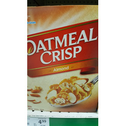 General Mills Oatmeal Crisp Almond Cereal