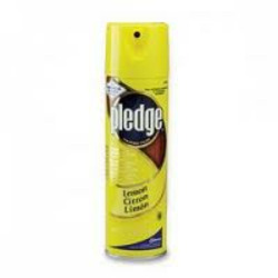 Pledge Lemon Furniture Polish