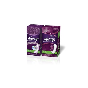 Always Xtra Protection Panty Liners