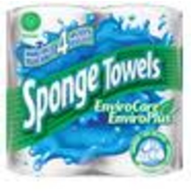 Sponge Towels Enviro Care