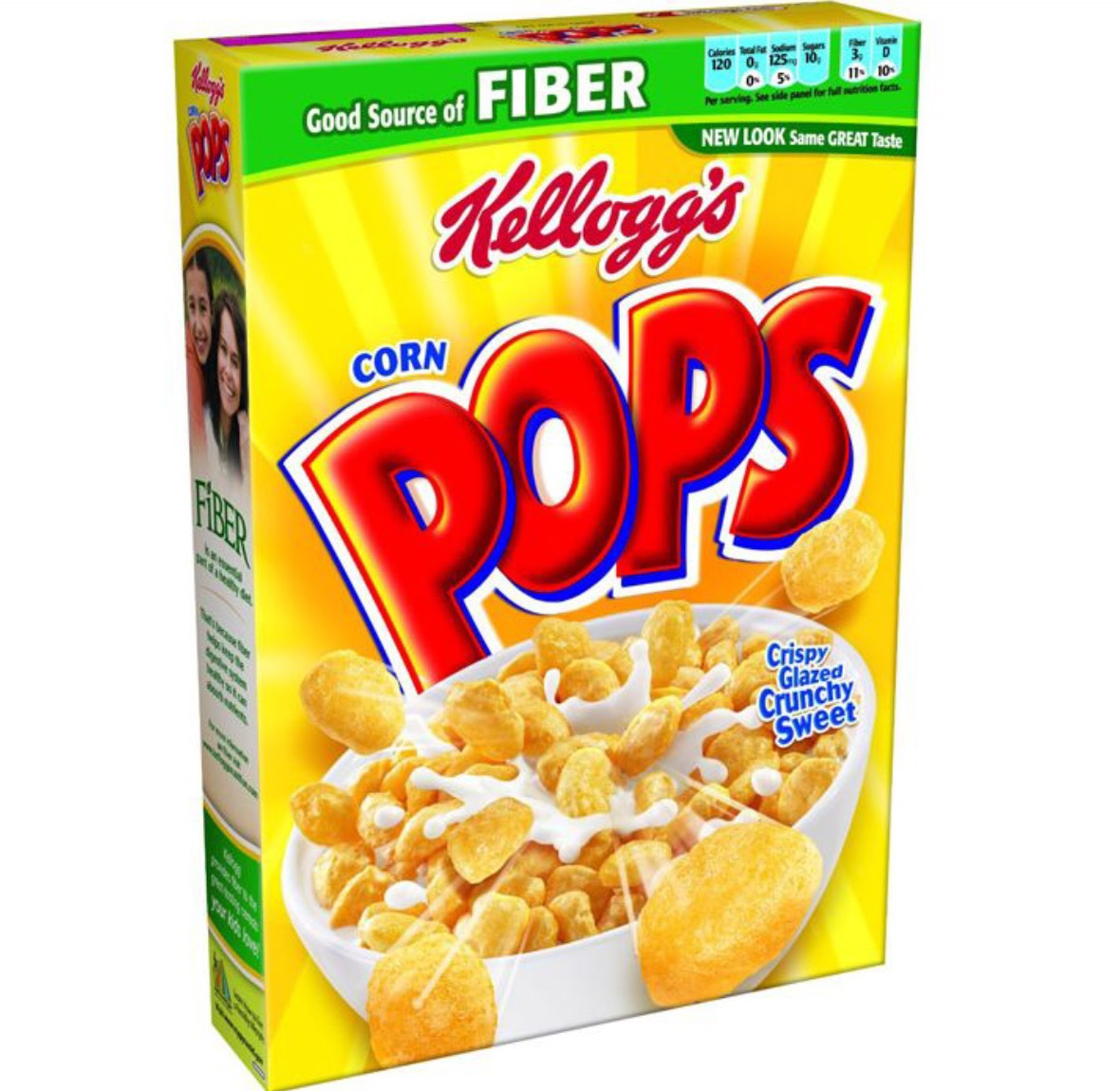 Kellogg's Corn Pops Reviews In Cereal