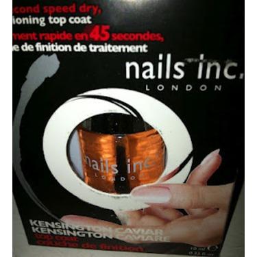 Nails Inc. Kensington Caviar