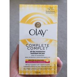 Olay Complete All Day Moisturizer SPF15 UV