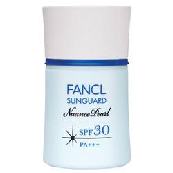 Fancl Sunguard Nuance Pearl SPF 30 PA