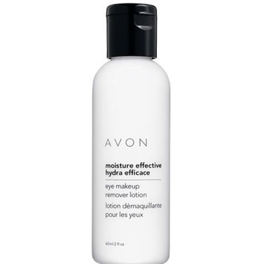 AVON Moisture Effective Eye Makeup Remover Lotion