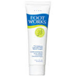 Avon Foot Works Therapeutic Cracked Heel Relief Cream