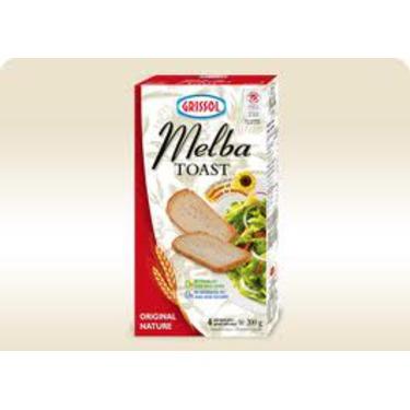 Grissol Melba Toast Original