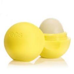 eos Organic Smooth Sphere Lip Balm in Lemon Drop SPF 15