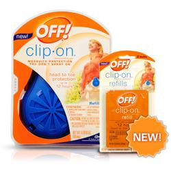 OFF!Clip On Insect Repellent