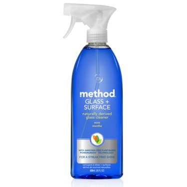 Method Glass And Surface Cleaner/Mint