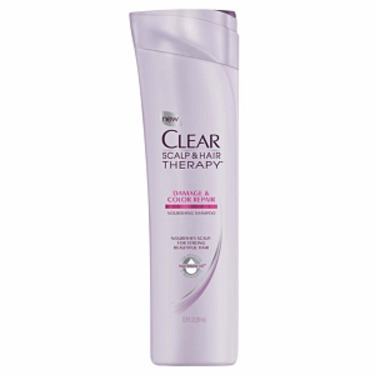 Clear Scalp Hair Therapy Damage Color & Repair Shampoo