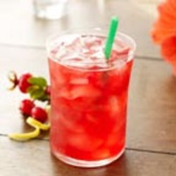 Starbucks Teavana® Shaken Iced Passion Tango™ Tea Lemonade