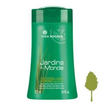Yves Rocher Vetiver Shower Gel