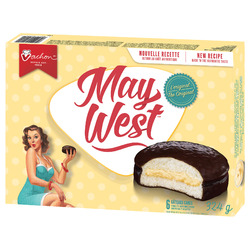 Vachon May West Cakes