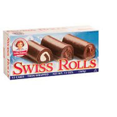 Little Debbie Swiss Rolls