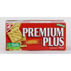 Christie Premium Plus Crackers