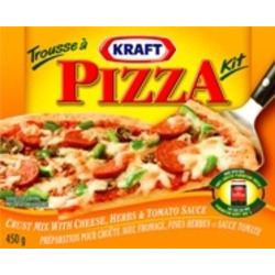 Kraft Pizza Kits