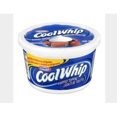 Kraft Cool Whip Whipped Topping