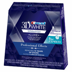 Crest 3D White Whitestrips Intensive Professional Effects