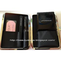 The Japonesque Brow Kit - Pink Clutch Case