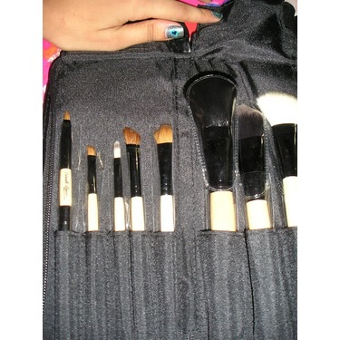Sable Makeup Brush Set by Catwalk Glamour