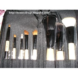 Sable Makeup Brush Set by Catwalk Glamour