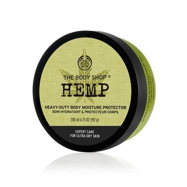 The Body Shop Hemp Intensive Hand Butter