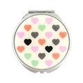 Forever 21 Heart Mirror Compact