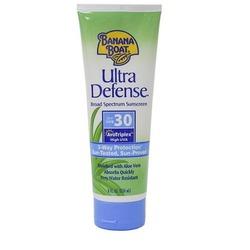 Banana Boat Ultra Defense Sunscreen Lotion SPF 30