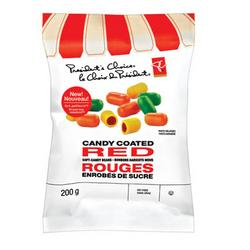 President's Choice Candy Coated Red Soft Candy Beans