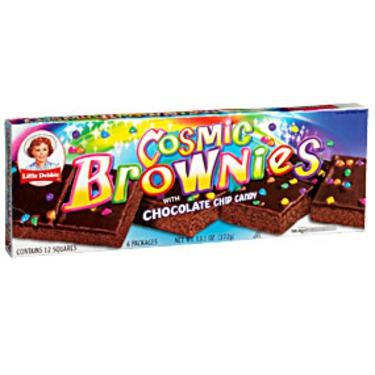Lil Debbie Cosmic Brownies