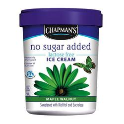 Chapman's No Sugar Added Ice Cream